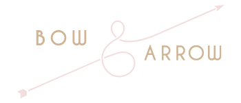 Bow and Arrow photography logo